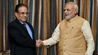 भारत ने नेपाल के पुनर्निर्माण के लिए दिया 75 करोड़ डॉलर का कर्ज़