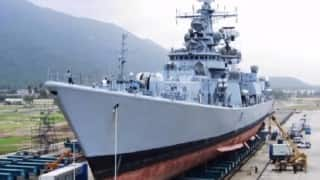 Warship 'Mormugao' to be launched on Saturday: All you need to know about Indian Navy's 'guided missile destroyer'