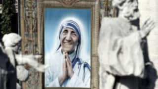 Goa churches celebrate Mother Teresa's sainthood