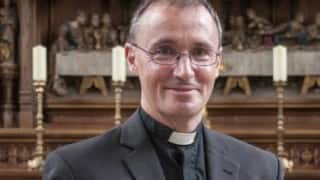 Church of England Bishop Nicholas Chamberlain reveals he is in a gay relationship