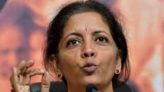 Kerala BJP chief was target of bomb attack: Nirmala Sitharaman