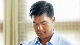 Congress ditched again! Arunachal Pradesh Chief Minister Pema Khandu and 43 party MLAs  join BJP ally