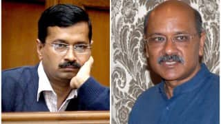 Arvind Kejriwal lashes out at Shekar Gupta as he points out flaws in Delhi governance