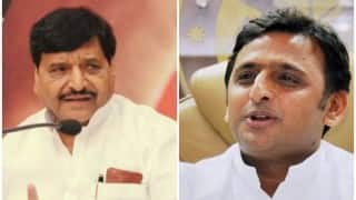 Shivpal Singh Yadav replaces Akhilesh Yadav as Samajwadi Party's UP unit chief