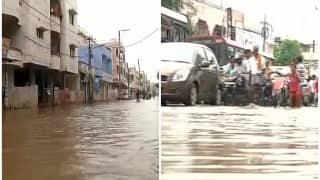 Hyderabad rains: Normal life disrupted, schools to be shut for two days
