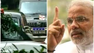 Uri terror attack: Narendra Modi calibrates hard-hitting response to Pakistan in meeting with chiefs of armed forces