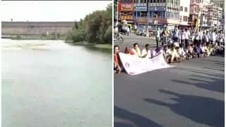 Karnataka releases Cauvery waters to Tamil Nadu, Mandya becomes the epicentre of protests