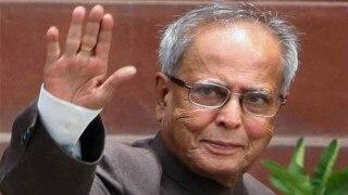 Pranab Mukherjee winds up Tamil Nadu visit