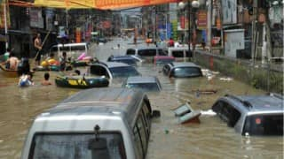 Floods kill 60, displace 44,000 in North Korea: United Nations