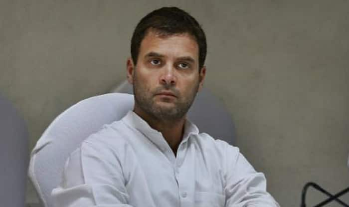 Rahul Gandhi says RSS killed Mahatma, ready to face trial