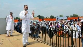 """उत्तर प्रदेश चुनाव: """"किसान यात्रा"""" के दौरान 2 दिनों में 335 KM का सफर तय करेंगे राहुल गांधी"""