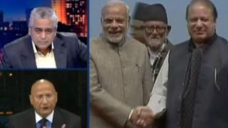 Pakistan diplomat calls Narendra Modi 'terrorist' on Rajdeep Sardesai's show