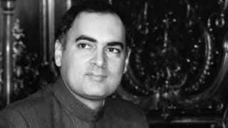 Rajiv Gandhi would've pursued same reforms as P V Narsimha Rao: P Chidambaram