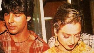 तो ऐसी थी अक्षय कुमार और रेखा की अनकाही और अनसुनी 'secret' लव स्टोरी