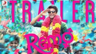 Remo trailer: Sivakarthikeyan's 'Nurse' avatar is bound to be a hit!
