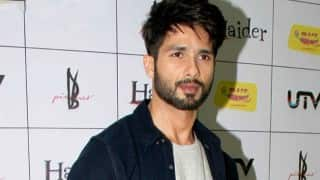 Notice to Shahid Kapoor for failing to prevent mosquito breeding