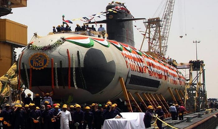 India Shelves Plan for More DCNS Submarine