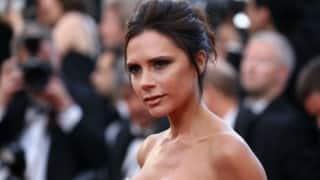 Lucky to have great family: Victoria Beckham