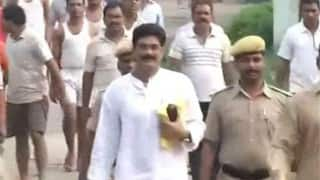 Mohammad Shahabuddin back in jail, says Chief Minister Nitish Kumar will be 'taught a lesson'