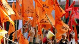 BMC polls: Shiv Sena leading, BJP trailing behind