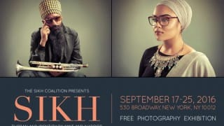 Amit and Naroop's 'The Sikh Project' Exhibition Features Sikh-American Portraits