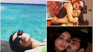 Sanaya Irani's Instagram pictures will give you a glimpse of her fun-filled life