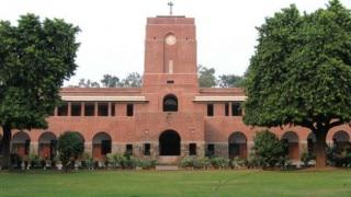 Delhi University students vote to elect representatives