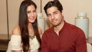 Sidharth Malhotra does not want people to Baar Baar Dekho at Katrina Kaif's relationship