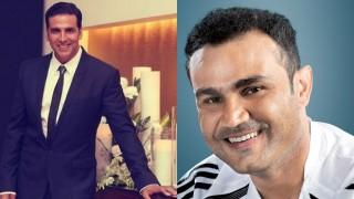 #HappyBirthdayAkshayKumar: Virender Sehwag calls Rustom star the best all-rounder in Bollywood!