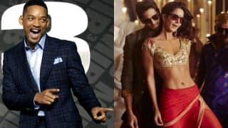 Will Smith grooves to Kala Chashma: Katrina Kaif & Sidharth Malhotra, we bet you cannot dance like the Men in Black star
