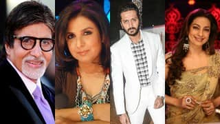 Eid Mubarak 2016 - Amitabh Bachchan, Farah Khan, Riteish Deshmukh, Juhi Chawla: B-town celebs wish for peace and happiness in tweets