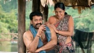 Pulimurugan song Kaadaniyum Kalchilambe: Mohanlal as Puli gives a glimpse of his close-knit family