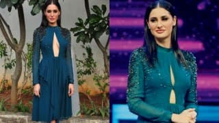 Was Banjo actress Nargis Fakhri FORCED to cover up cleavage on Dance Plus 2?