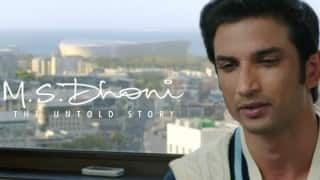 MS Dhoni - The Untold Story: Sushant Singh Rajput reveals how he wished to become a cricketer