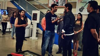 Sushant Singh Rajput promotes MS Dhoni on Kumkum Bhagya; helps Abhi & Pragya reunite!