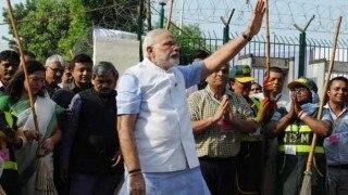 पीएम नरेंद्र मोदी ने स्वच्छता पर देश को किया संबोधित, कही ये बड़ी बातें