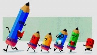 Teachers Day 2016 Google Doodle: Back to School Teachers Day doodle is adorable!