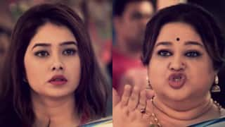 Kumkum Bhagya 16 September 2016 written update, preview: Sarla insults Tanu; threatens to break her face!