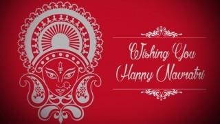 Navratri Wishes in Hindi: 20 Latest Navratri Messages, Quotes, Whatsapp & Facbook Status to Wish Happy Navratri 2016 Greetings!