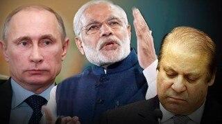 पाकिस्तान की खुली पोल, रूस ने कहा 'आजाद कश्मीर' में युद्धाभ्यास नहीं