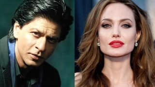 Nostalgia! When Shah Rukh Khan walked hand in hand with Angelina Jolie!