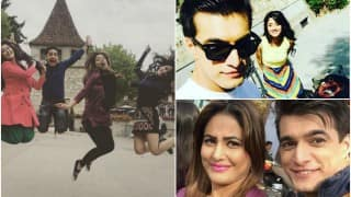 See how Yeh Rishta Kya Kehlata Hai team are having fun in Switzerland despite of hectic schedule