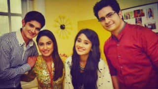 Yeh Rishta Kya Kehlata Hai team to fly to switzerland for a romantic sequence