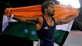 Yogeshwar Dutt may soon become the second Indian after Abhinav Bindra to win an individual Olympic gold medal