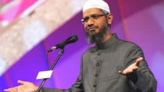 Attack on me is attack on Indian Mulims: Zakir Naik