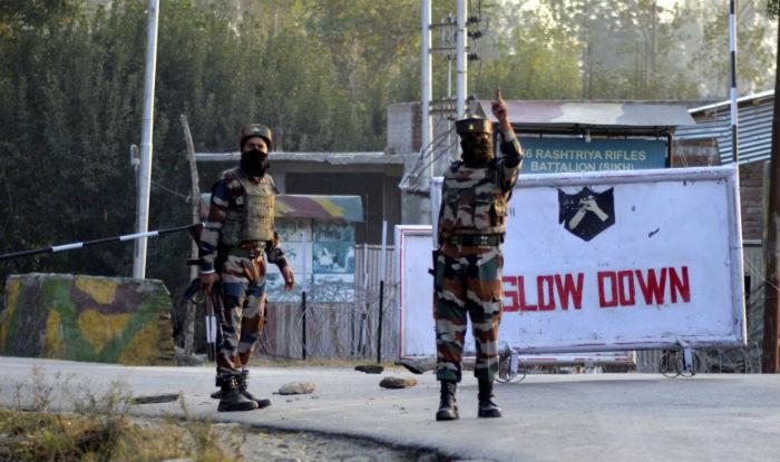 Ceasefire violation by Pakistan in Mendhar, Rajouri sectors