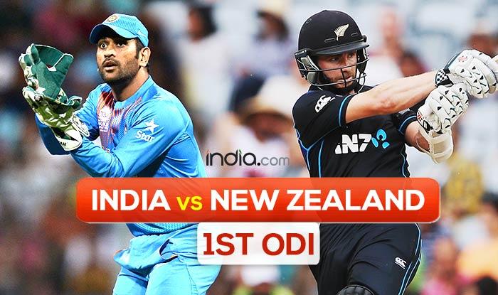 NZ Vs IND: India Vs New Zealand, Live Cricket