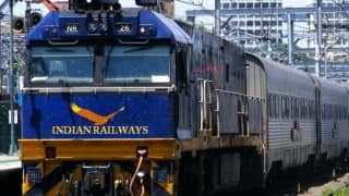 Now avail train travel insurance at just one paisa