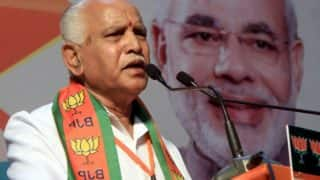BS Yeddyurappa, family members acquitted in Rs 40 crore Bellary mining scam