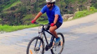 Para-cyclist Aditya Mehta asked to strip at Bengaluru airport, CISF personnel make fun of medal winner